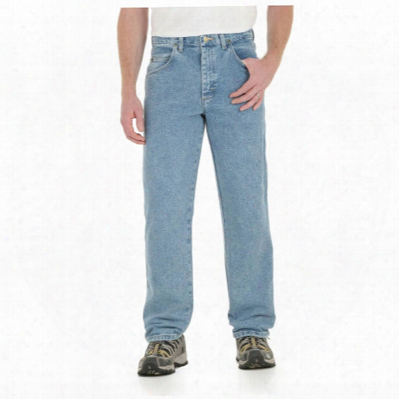 Wrangler Rugged Wear Men's Relaxed Fit Jeans