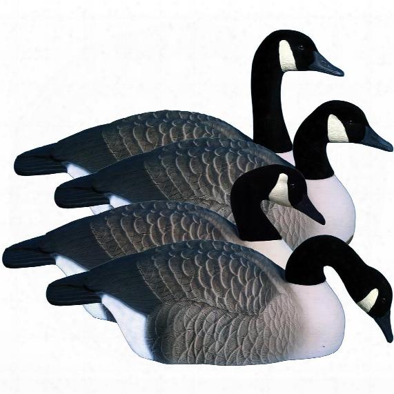 6-pk. Of Higdon® Magnum Half Shell Canada Goose Decoys