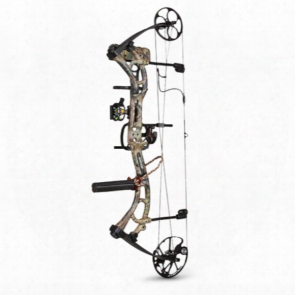 Bear Archery Authority Compound Bow Kit, 70-lb. Draw Weight, Right Hand