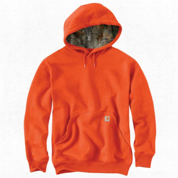 Carhartt Men's Houghton Camo Hoodie Sweatshirt