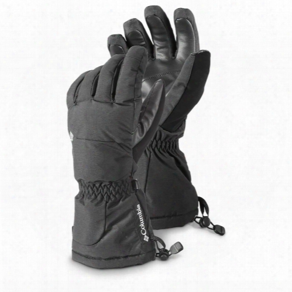 Columbiafarenhot Insulation M Moorhead Gloves, 240 Gram