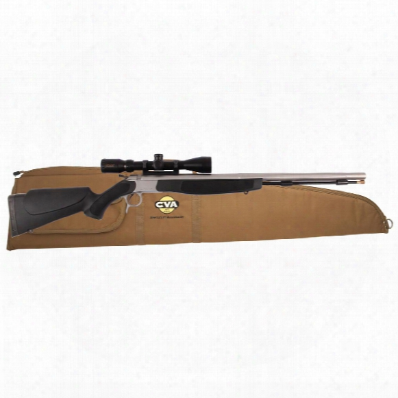 Cva Optima V2 .50 Caliber Muzzleloader With Konuspro Scope