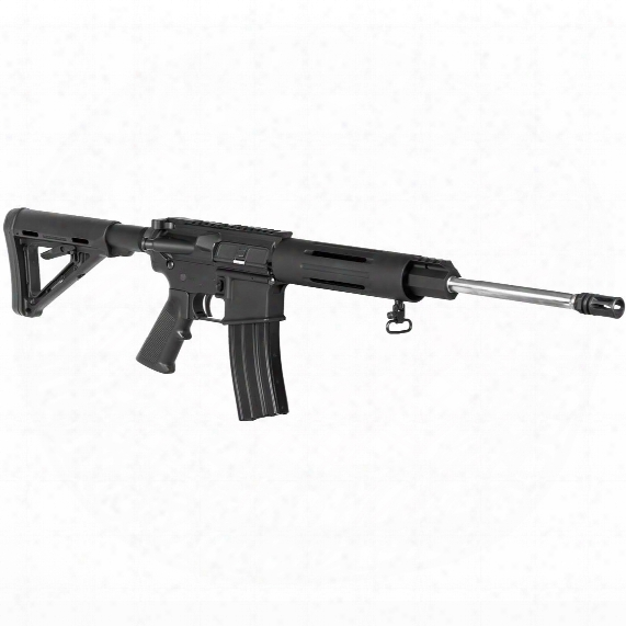 "Dpms Lbr Carbine Ar-15, Semi-automatic, 5.56 Nato/.223 Remington, 16"" Stainless Barrel, 30+1 Rounds"