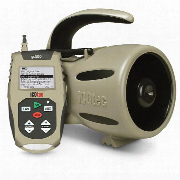 Icotec Gc500 Electronic / Programmable Game Caller