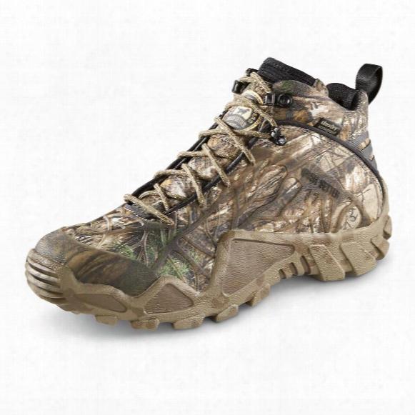 Irish Setter Men's Vaprtrek Waterproof Hiker Boots, Realtree Xtra Camo
