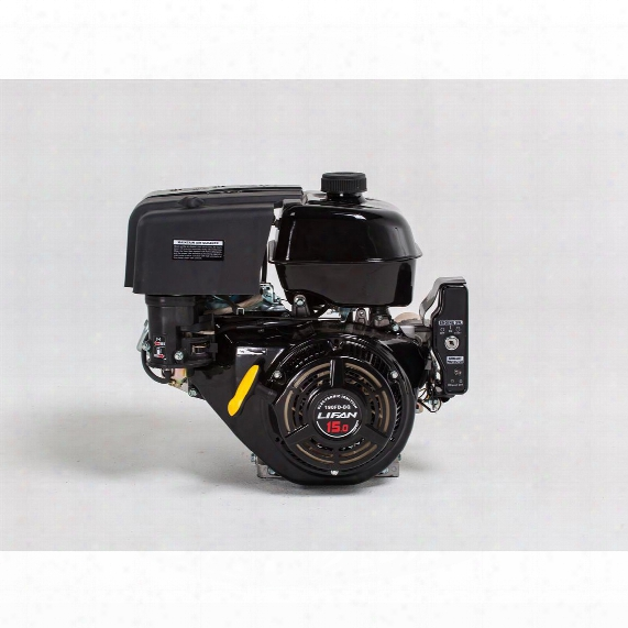 Lifan 15 Hp Gas Engine With External 18-amp Charging System