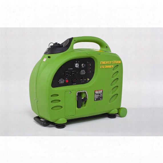 Lifan 2,200-watt Energy Storm Inverter Generator With Recoil Start