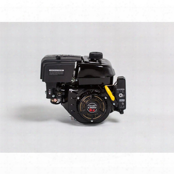Lifan 6.5 Hp Gas Engine With Electric And Recoil Start