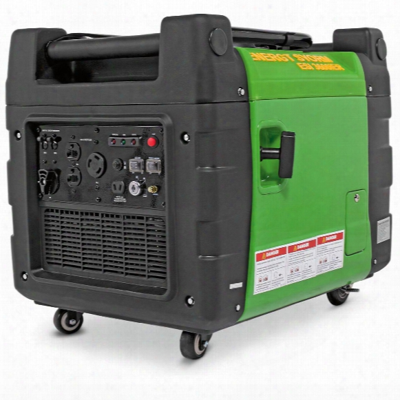Lifan Energy Storm 3,100 Watt Inverter Generator With Remote Start - Ca Approved