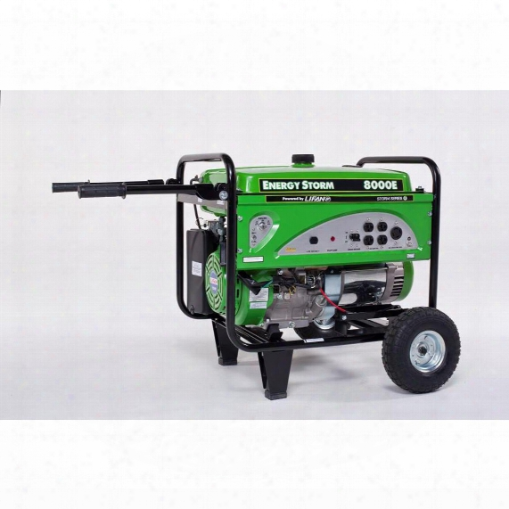 Lifan Energy Storm 8,000w 15 Hp Carb-certified Generator
