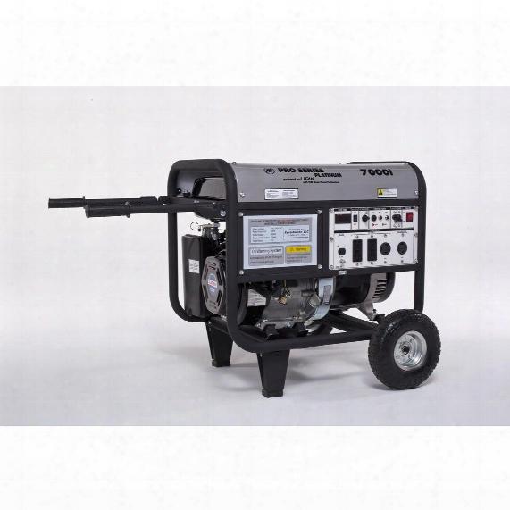 Lifan Platinum Series 7,000w 13 Hp Carb-certified Generator