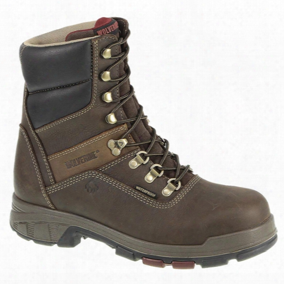 "Men's Wolverine® 8"" Cabor Epx Waterproof Work Boots"