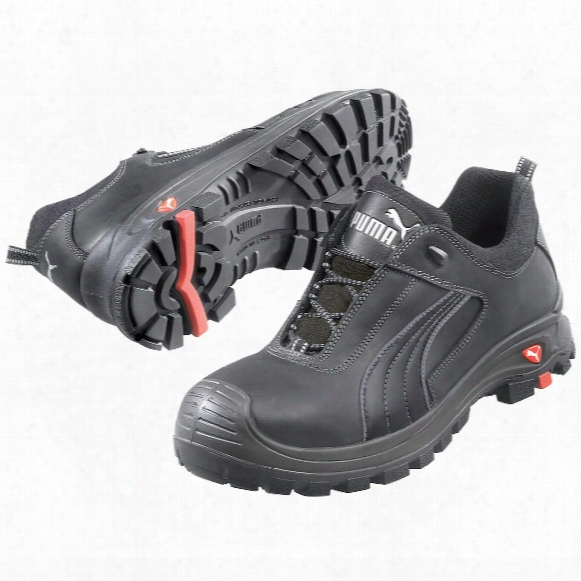 Men's Puma Safety Cascades Eh Low Safety Toe Boots