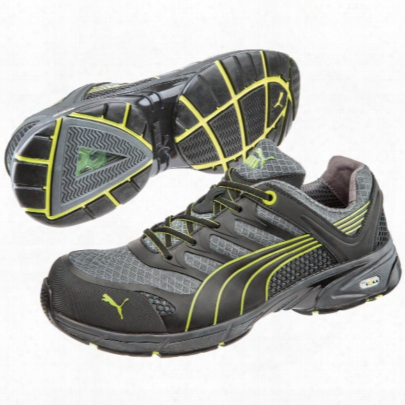 Men's Puma Safety Fuse Motion Sd Low Safety Toe Shoes