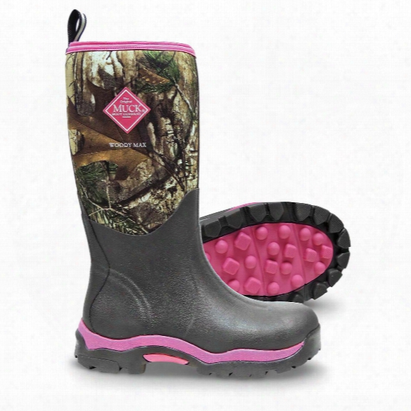 Muck Boots Woody Max Women's Hunting Boots