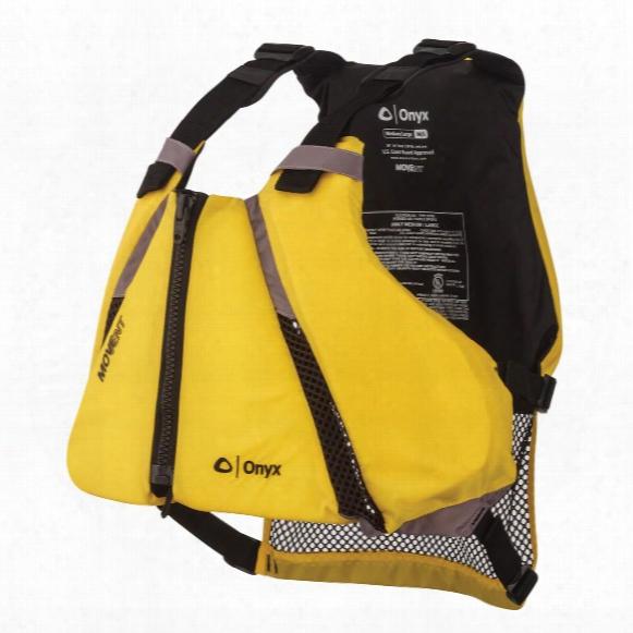 Onyx 1222 Aqua Movevent Curve Type Iii Pfd Life Vest