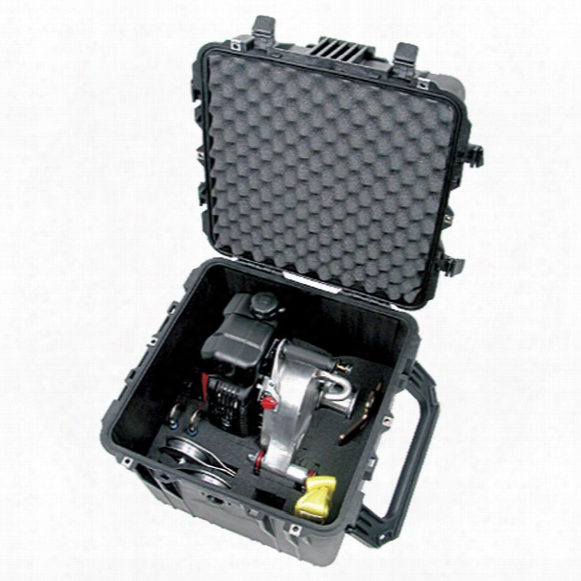 Portable Winch Co. Pca-0340 Padded Waterproof Transport Case For Pcw5000 Portable Winch