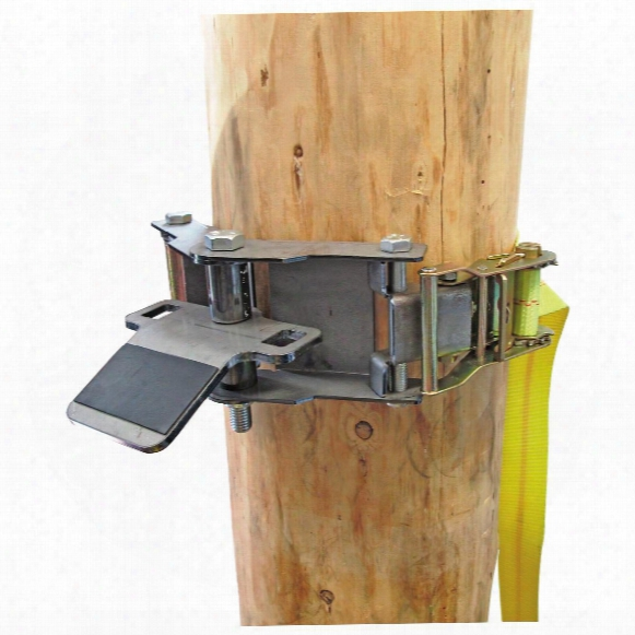 Portable Winch Co. Pca-1269 Tree Mount Winch Anchor With Strap