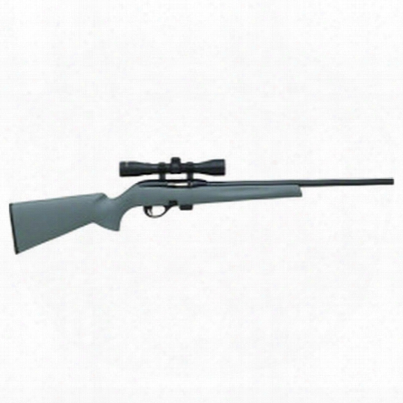 "Remington 597, Semi-automatic, .22lr, 20"" Barrel, 3-9x42 Scope, 10+1 Rounds"
