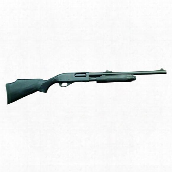 "Remington 870 Express Synthetic Deer Slug, Pump Action, 12 Gauge, 20"" Barrel, 4+1 Rounds"
