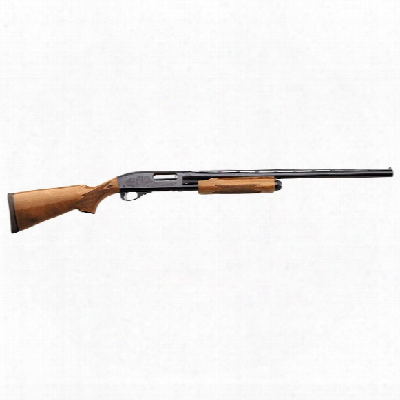 "Remington 870 Wingmaster, Pump Action, 12 Gauge, 26"" Barrel, 4+1 Rounds"