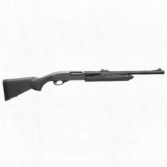 "Remington Youth 870 Express Combo, Pump Action, 20 Gauge, 20""/21"" Barrels, 4+1 Rounds"