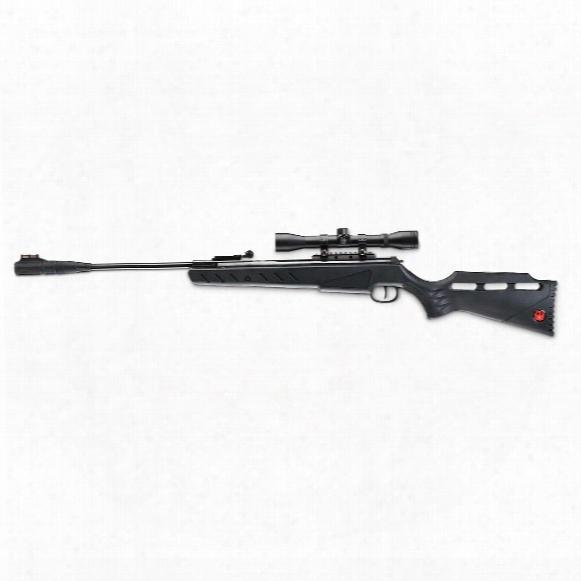 Ruger Targis Spring Piston Break Barrel Air Rifle, .177 Caliber, 4x32mm Scope