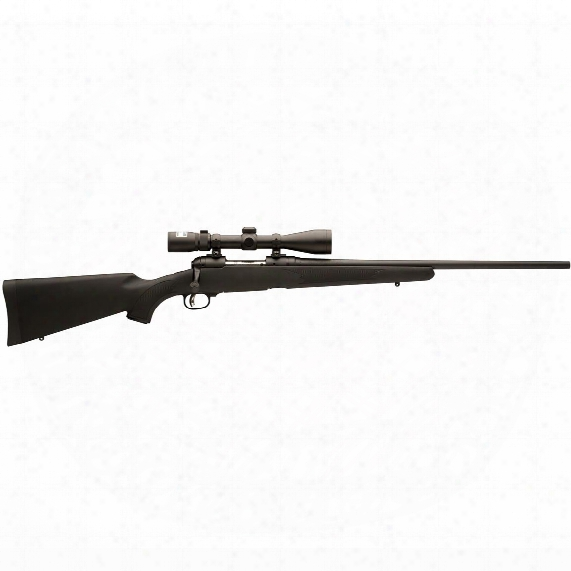 "Savage 11 Trophy Hunter Xp, Bolt Action, .308 Winchester, 22"" Barrel, Nikon Bdc Scope, 5+1 Rounds"
