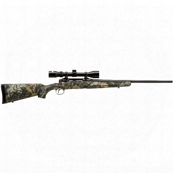 "Savage Axis Xp Camo Series, Bolt Action, .270 Winchester, 22"" Barrel, 3-9x40mm Scope, 4+1 Rounds"