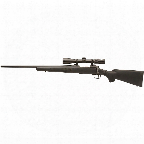 Savage Youth 11 Trophy Hunter Xp Package, Bolt Action, .308 Win., Scope, 4+1 Rounds, Left Handed