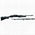 "Weatherby PA-08 Synthetic Slug Gun Combo, Pump Acton, 12 Gauge, 28""/24"" Barrels, 4+1 Rounds"