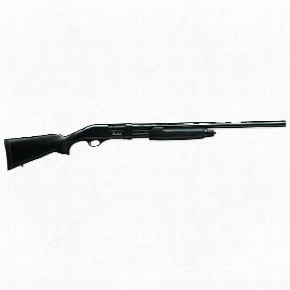 """Weatherby Pa-08 Synthetic, Pump Action, 20 Gauge, 28"""" Barrel, 4+1 Rounds"""