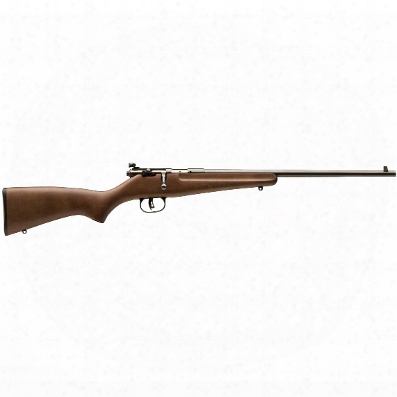 "Youth Savage Rascal, Bolt Action, .22lr, Rimfire, 16.125"" Barrel, 1 Round"