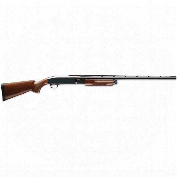 "Browning Bps Hunter, Pump Action, 28 Gauge, 26"" Barrel, 4+1 Rounds"