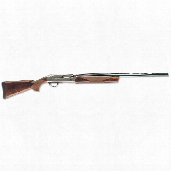 "Browning Maxus Hunter, Semi-automatic, 12 Gauge, 26"" Barrel, 3 1/2"" Chamber, 4+1 Rounds"