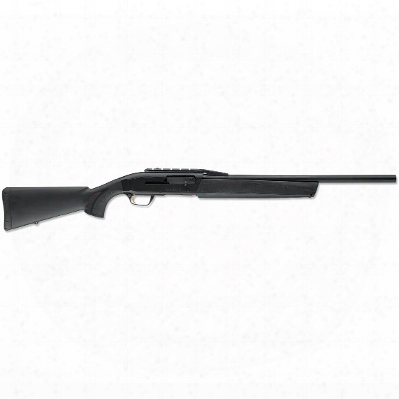 "Browning Maxus Rifled Deer Stalker, Semi-automatic, 12 Gauge, 22"" Barrel, 4+1 Rounds"