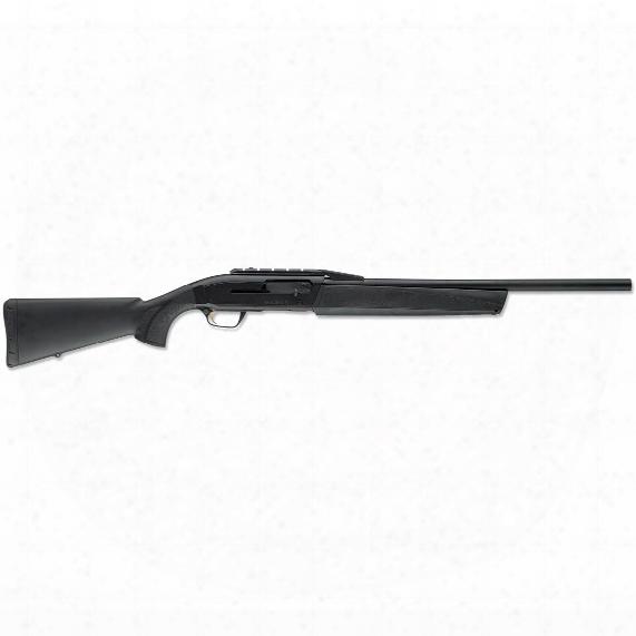 "Browning Maxus Rifled Deer Stalker, Semi-automatic, 12 Gauge, 22"" Barrel, 4+1 Rounds"