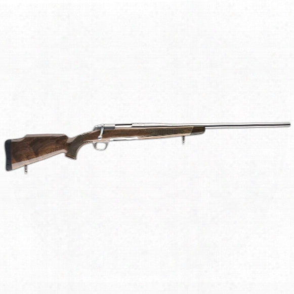 "Browning X-bolt White Gold, Bolt Action, .300 Wsm, 23"" Barrel, 3+1 Rounds"