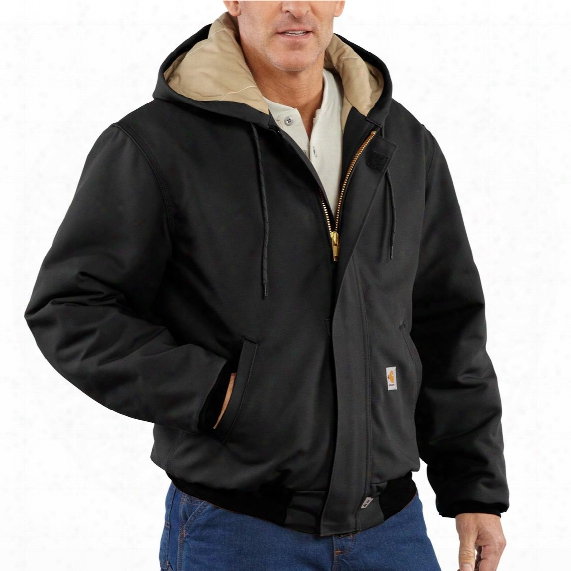 Carhartt Flame-resistant Heavyweight Quilt-lined Duck Active Jacket
