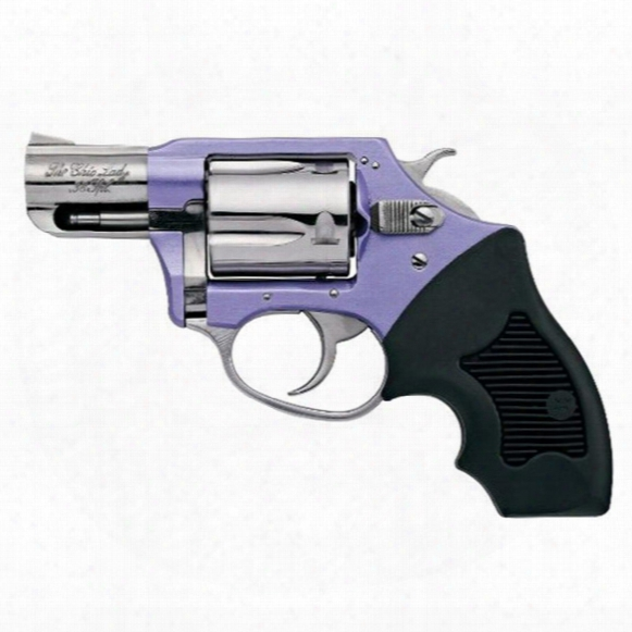 Charter Arms Chic Lady Undercover Lite, Revolver, .38 Special, 53849, 678958538496, Lavender