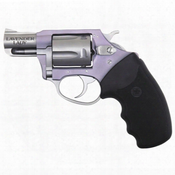 Charter Arms Lavender Lady Undercoverette, Revolver, .32 H&r Magnum, 53240, 678958532401