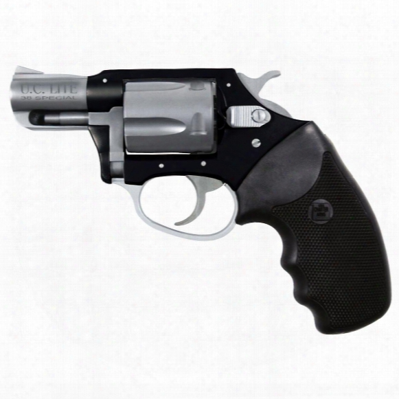 Charter Arms Undercover Lite, Revolver, .38 Special, 53871, 678958538717