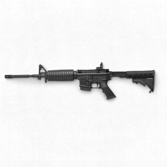 "Colt Ar15-m4 Carbine, Semi-automatic, 5.56x45mm Nato, 16.10"" Barrel, 30+1 Rounds"