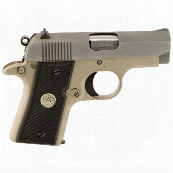 "Colt O6891 Mustang Pocketlite, Semi-automatic, .380 Acp, 2.75"" Barrel, 6+1 Rounds"