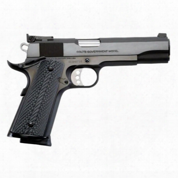 Colt Special Combat Government, Semi-automatic, .45 Acp, 8+1