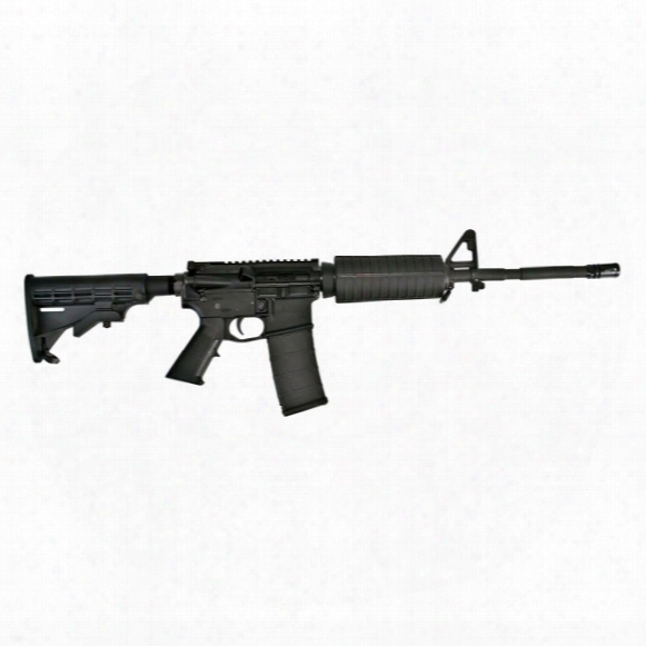"Core15 Base M4, Semi-automatic, 5.56 Nato/.223 Remington, 16"" Barrel, 30+1 Rounds"