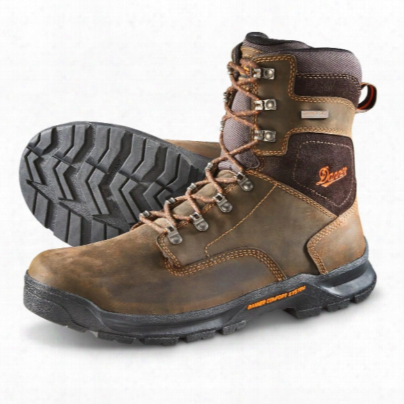 Danner Men's Crafter Waterproof Work Boots