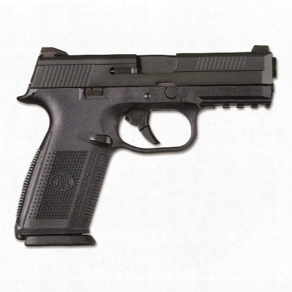"Fn Fns-40, Semi-automatic, .40 Smith & Wesson, 4"" Barrel, 10+1 Rounds"