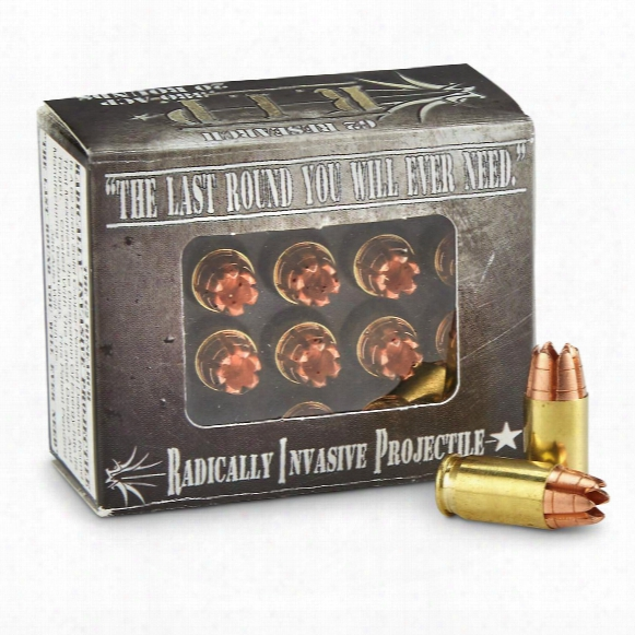 G2 Research Rip, .380 Acp, Hp, 62 Grain, 20 Rounds