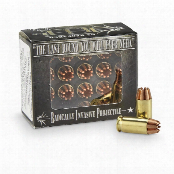 G2 Research Rip, .45 Acp, Hp Lead-free, 162 Grain, 20 Rounds